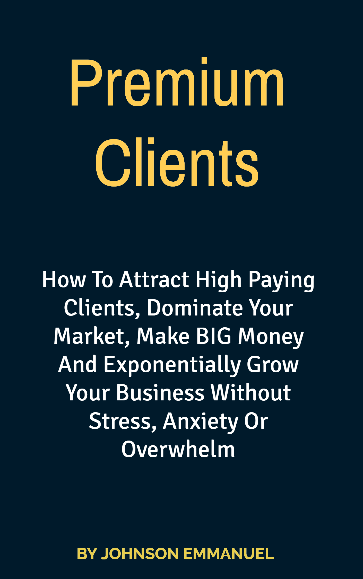 learn how to get high paying clients