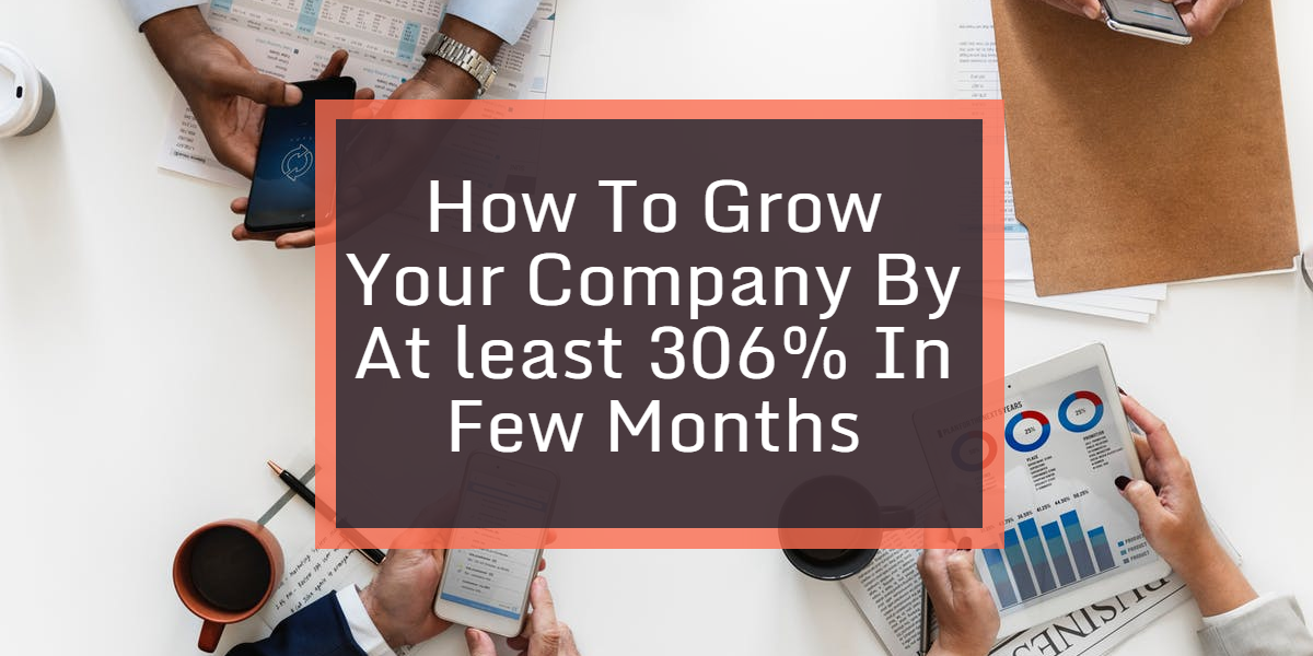 how to grow your company