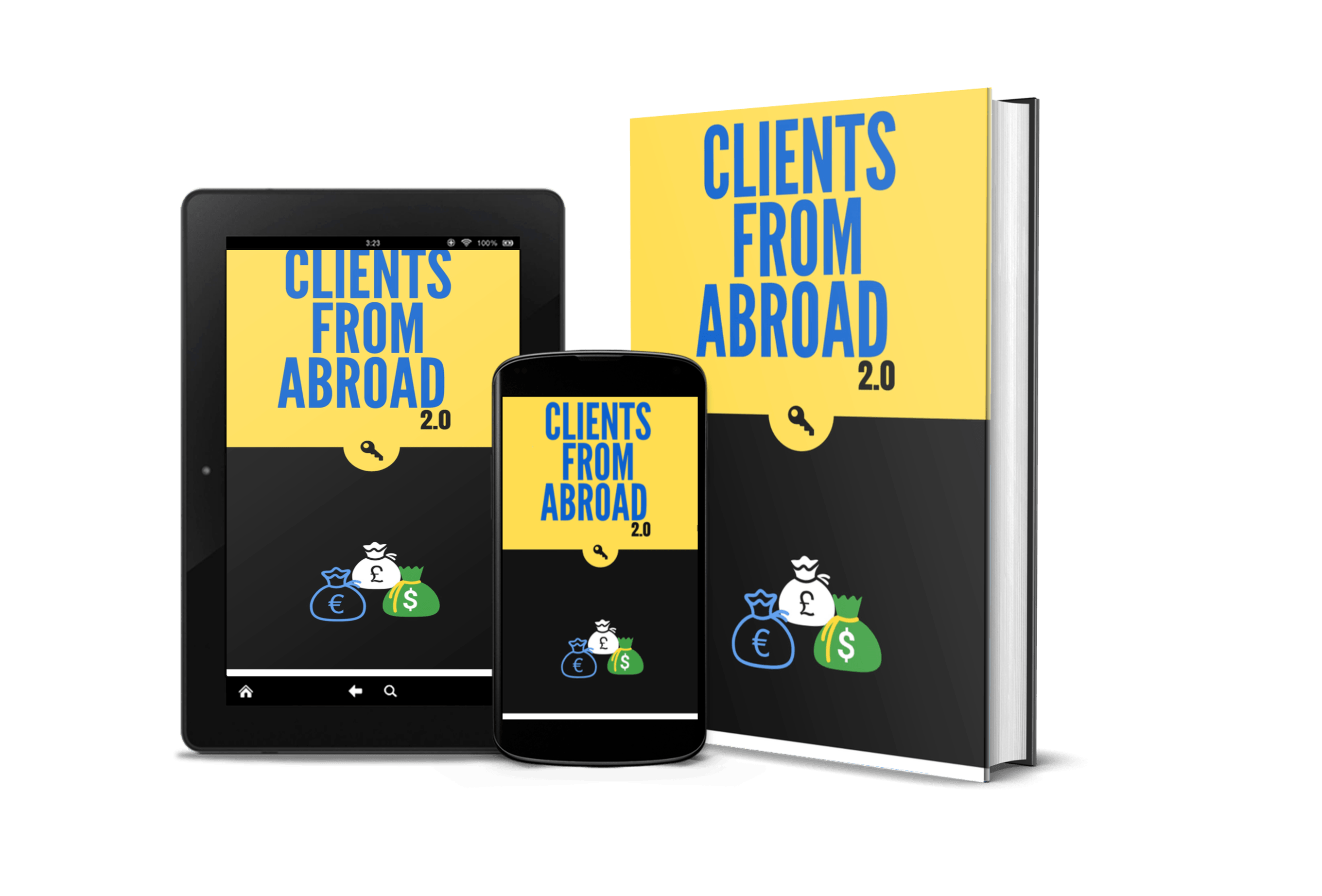 CLIENTS FROM ABROAD BY JOHNSON EMMANUEL